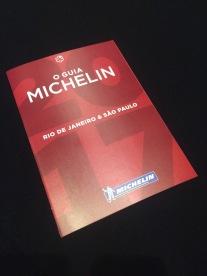 É nóix no Guia Michelin